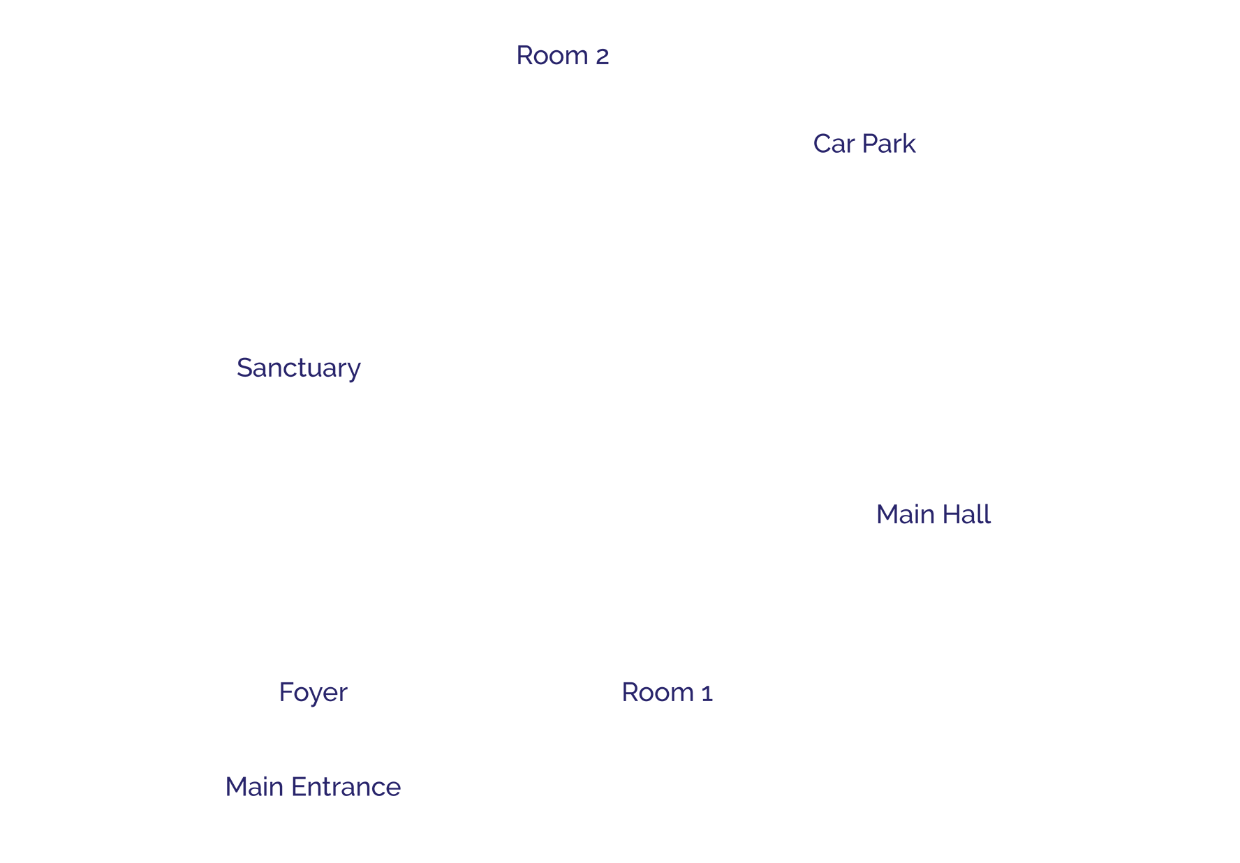 WCBC Floor Plan for website directions