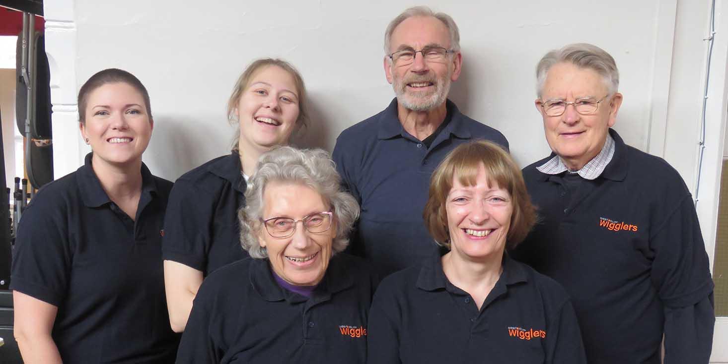 Wigglers Team Members