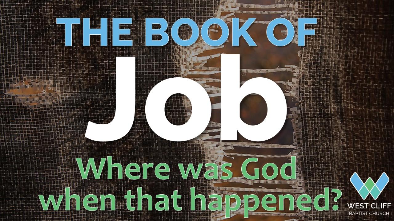 Job sermon series image